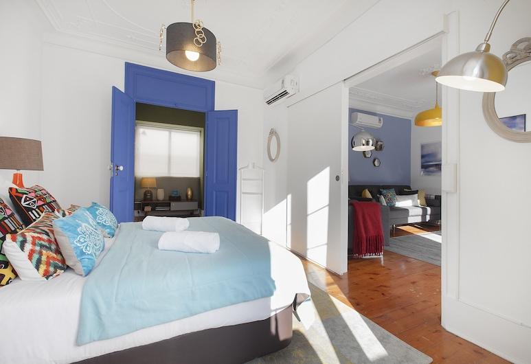 Sweet Inn Apartments -  Fanqueiros Penthouse, Lizbona, Apartament, 2 sypialnie, Pokój