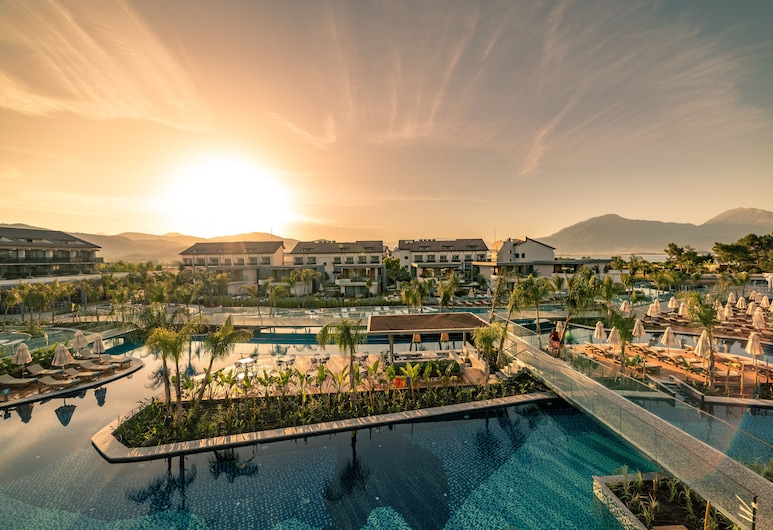 The Residence at Tui Sensatori Barut Fethiye - All Inclusive - Adults Only, Fethiye, Aerial View