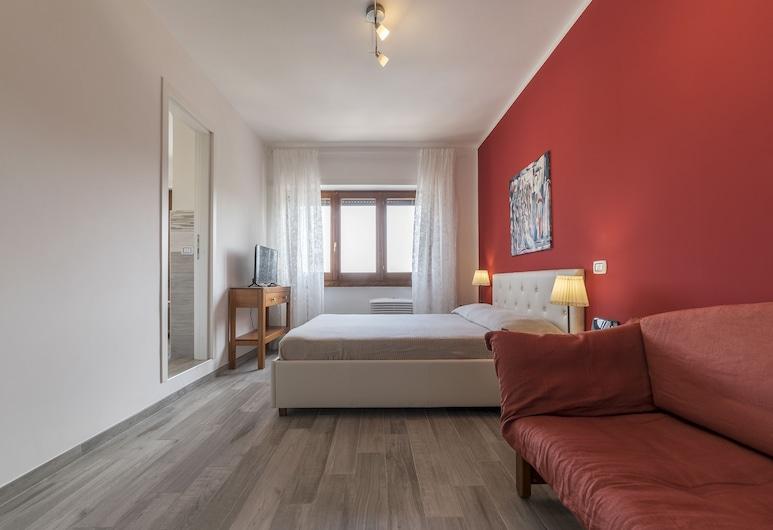普拉蒂及梵蒂岡博物館寬敞公寓酒店, 羅馬, 公寓, 1 間臥室, 客房