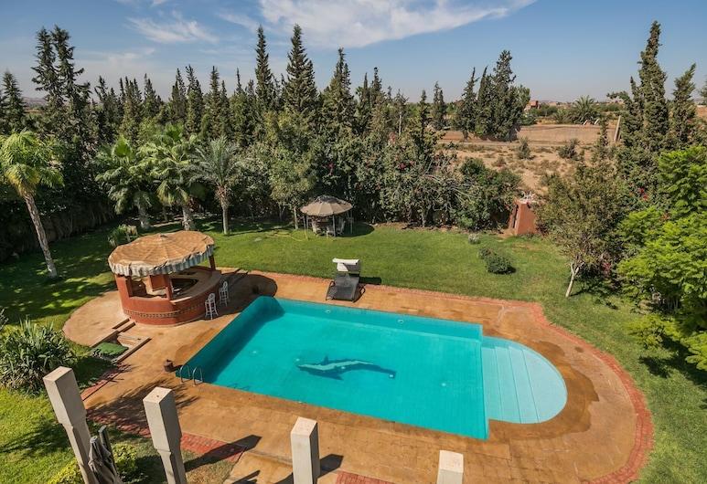 Villa Palmeraie, Marrakech, Piscina al aire libre
