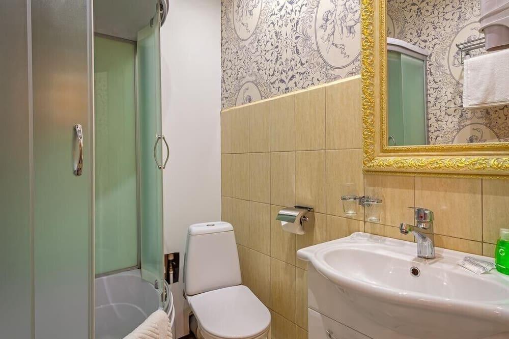 Pokoj Premium s dvojlůžkem - Koupelna