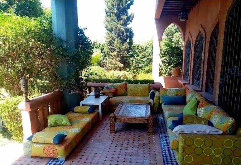 Villa Souleyman, Marrakech, Taras/patio