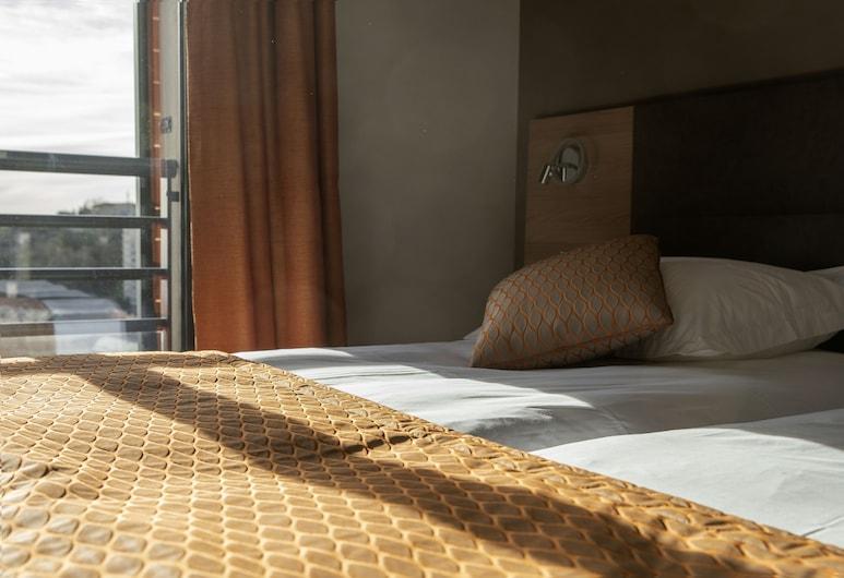 Adonis Hotel Le Bastia, Bastia, Comfort szoba (Street view), Vendégszoba