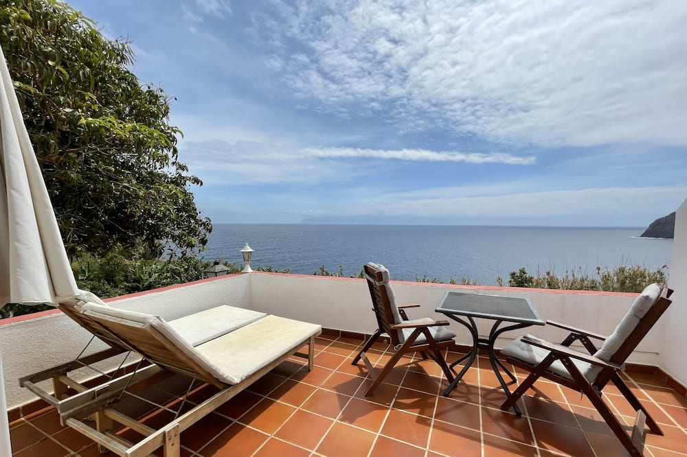 Romantic Duplex, 1 Bedroom, Sea View - Teres/Laman Dalam