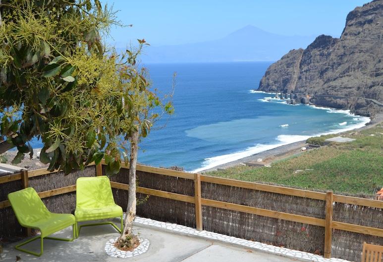 Villa Aloe, Hermigua, Rodinný dom, 2 spálne, Výhľad na pláž/oceán
