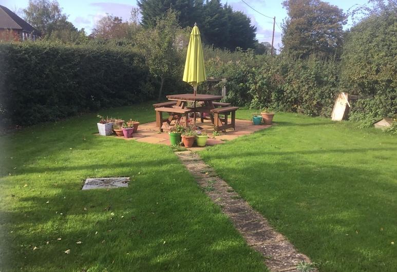 Old Whitewell Farm B&B, Chester, Záhrada