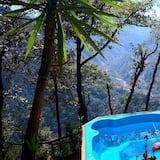 Yantepetl Cabin - Living Area