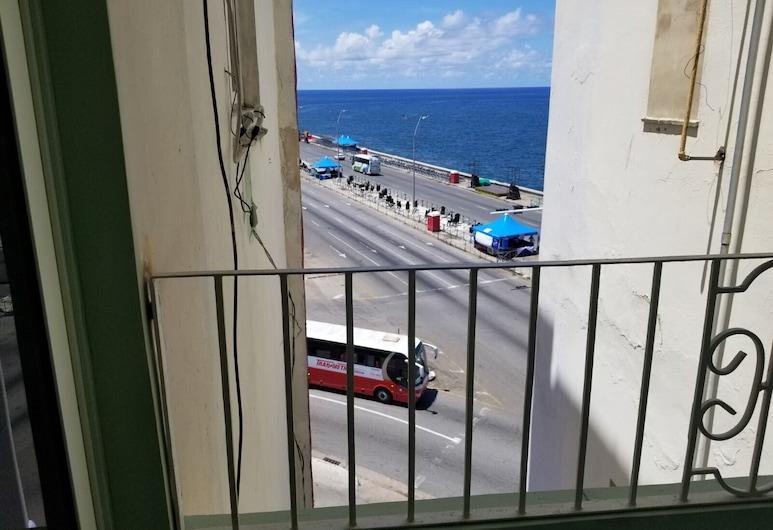 Apartamento 23 y Malecon, Havana, Comfort appartement, Balkon