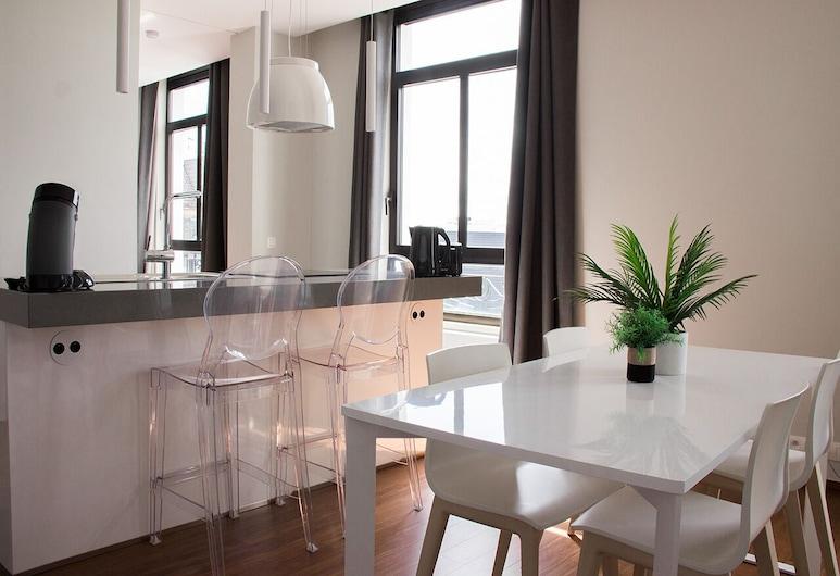 Smartflats Premium - High Street, BRUSEL, Apartmán typu Classic, Stravovanie v izbe