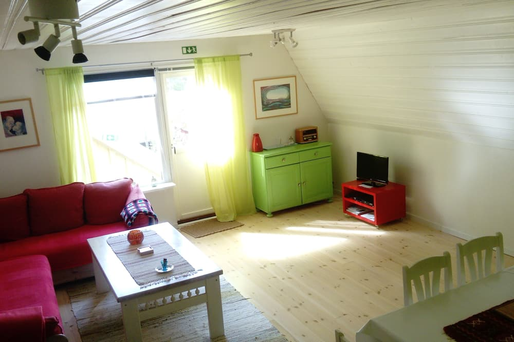 Apartment (Idunn) - Living Area