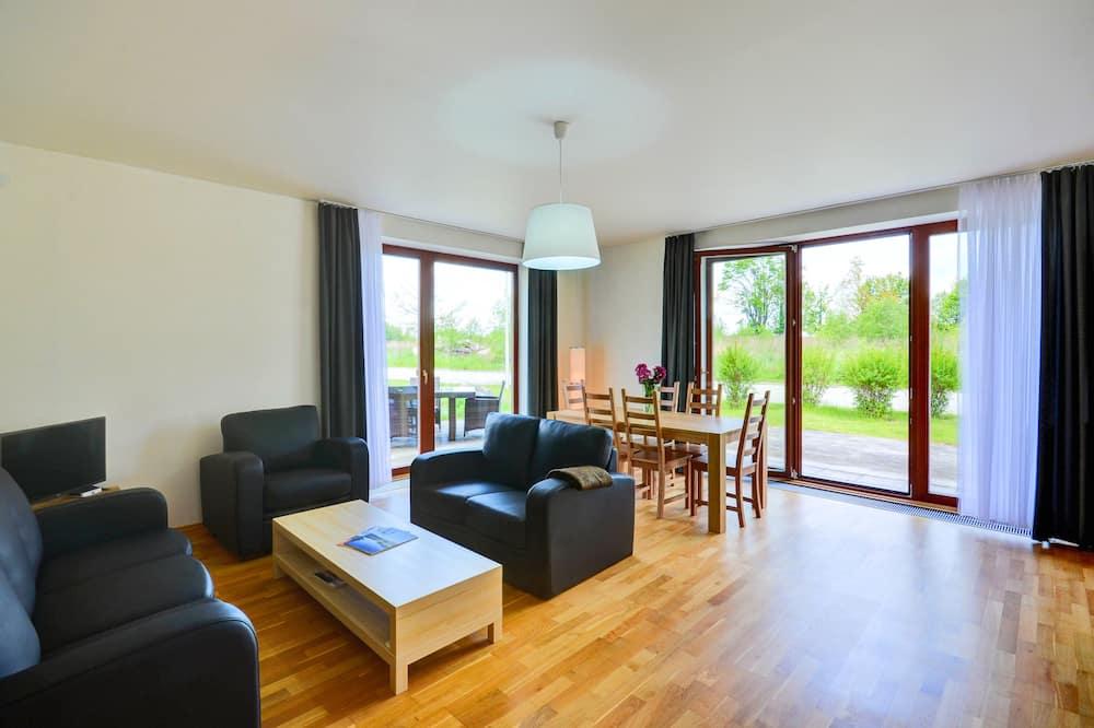 Nhà dành cho gia đình (Brusel) - Phòng khách