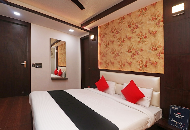 Hotel Grand Sparrow Inn, Agra, Deluxe Double Room, Guest Room