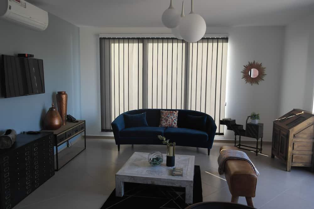 Apartament, 2 sypialnie (Palace) - Salon