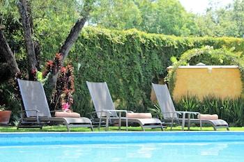 Nuotrauka: Hotel Boutique La Granja, Tequisquiapan