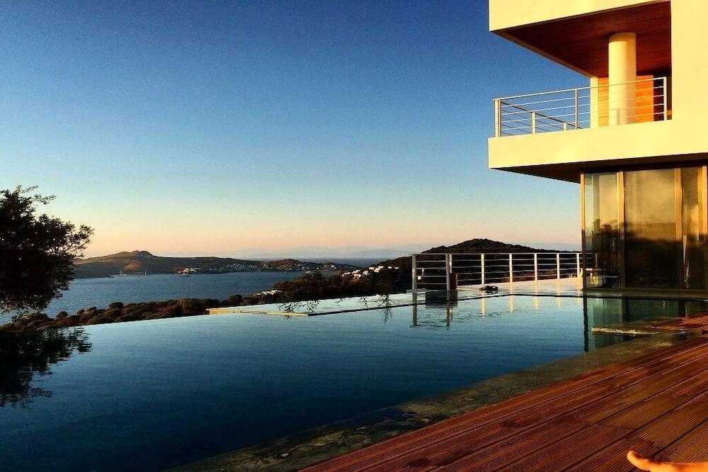 Villa Deluxe, 4 habitaciones, piscina privada - Alberca privada