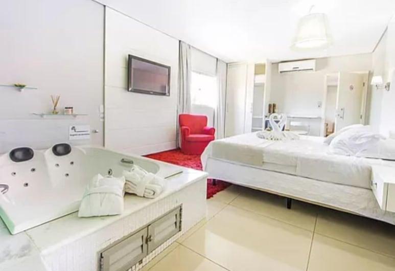 Marrua Hotel, Bonito, Suite de lujo, Tina de hidromasaje privada