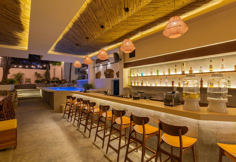 Oostel Smart Hostel -  Adults Only, Tulum, Alberca