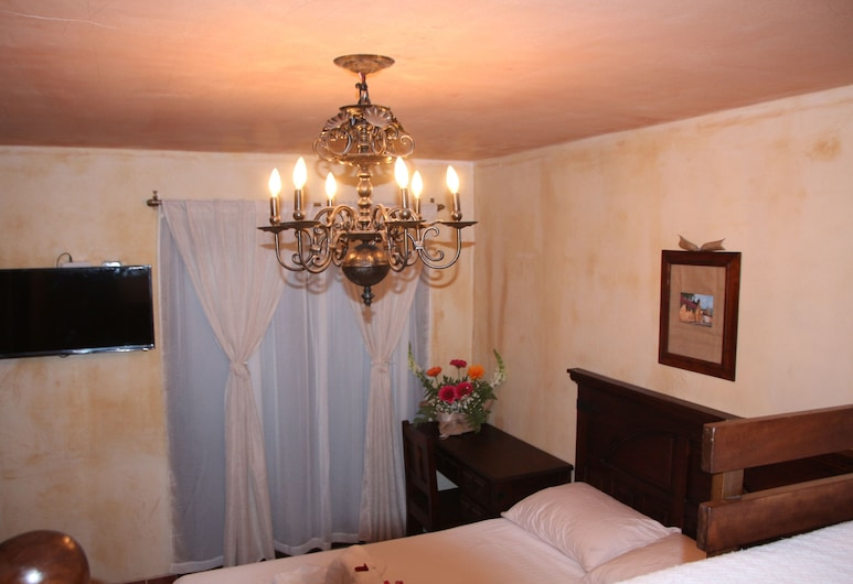 Hotel Casa de Eunice, Antigua Guatemala, Perhehuone neljälle, Vierashuone