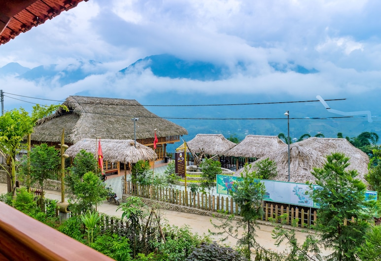 Khen Mong Nature hotel, Sa Pa, Naktsmītnes teritorija