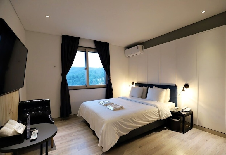 Yongin Monterey 17, Yongin, Superior Double Room, Smoking, Guest Room