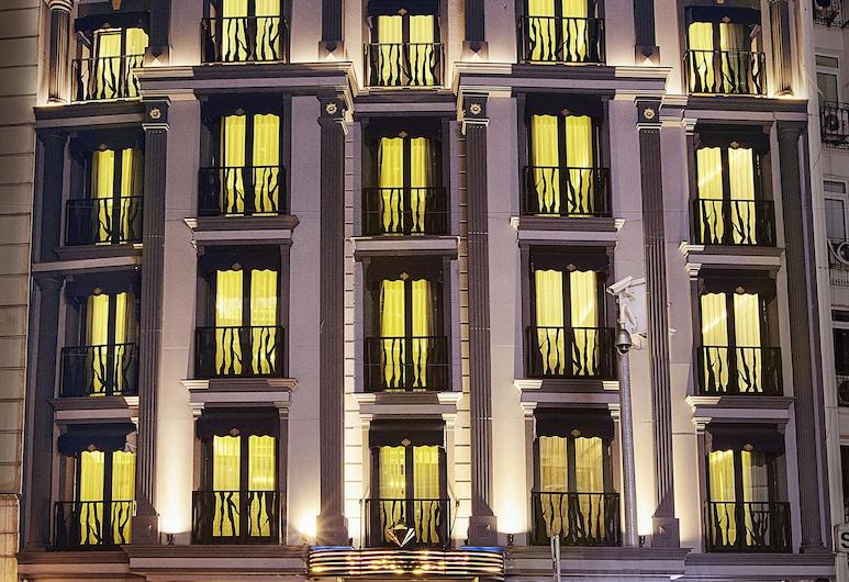 Euro Design Hotel, Istanbul, Mặt tiền khách sạn - Ban đêm