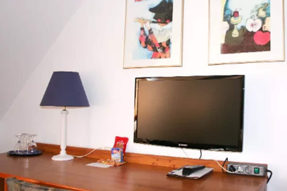 Yhden hengen huone - Televisio