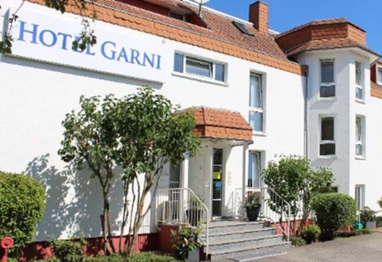 Hotel Garni Rosbach v.d.H., Росбах-фор-дер-Хёэ
