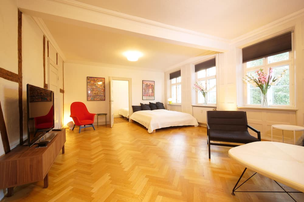 شقة كلاسيكية - الغرفة