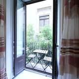 Apartmán, 3 spálne (Duomo Flat 5) - Balkón