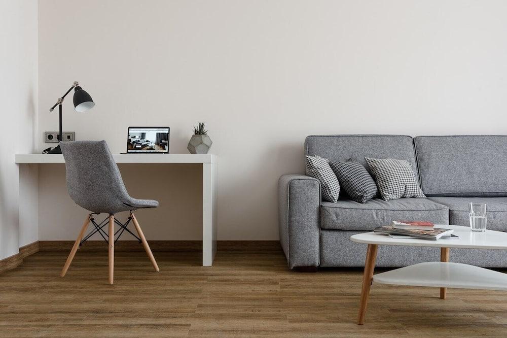 Superior appartement, 1 slaapkamer - Woonruimte