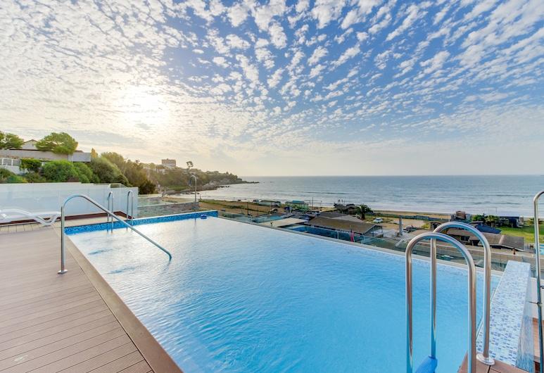 漁夫度假酒店, 剛恭, 天台泳池