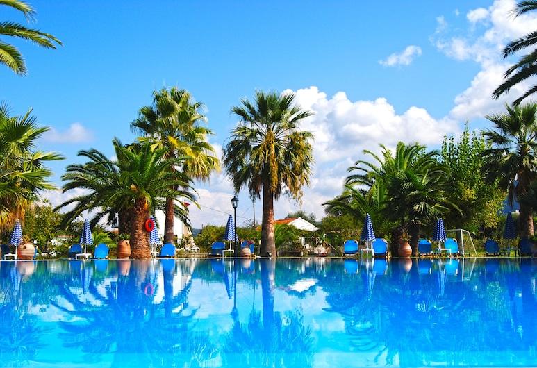 Elizabeth Apartments, Corfu, Lahan Properti
