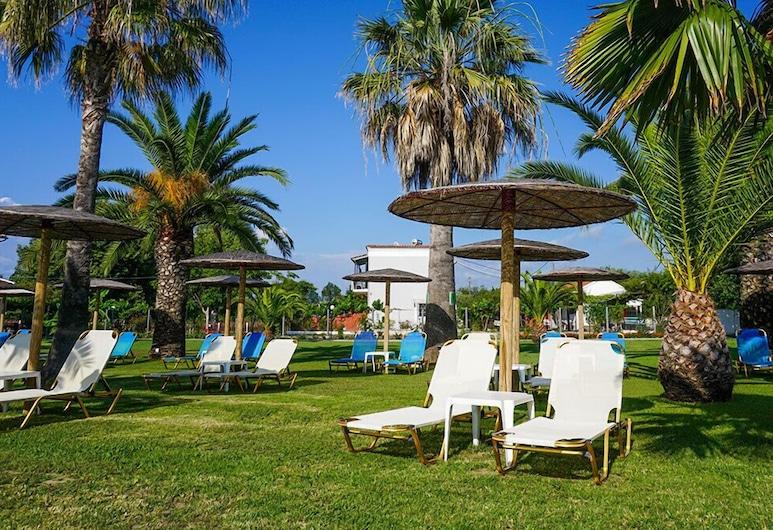 Elizabeth Apartments, Corfu, Exteriér