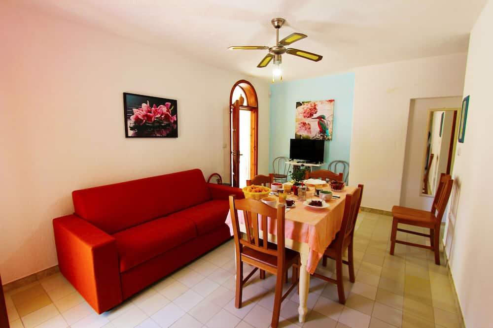 Villa, 2 Yatak Odası, Sigara İçilmez - Oturma Alanı