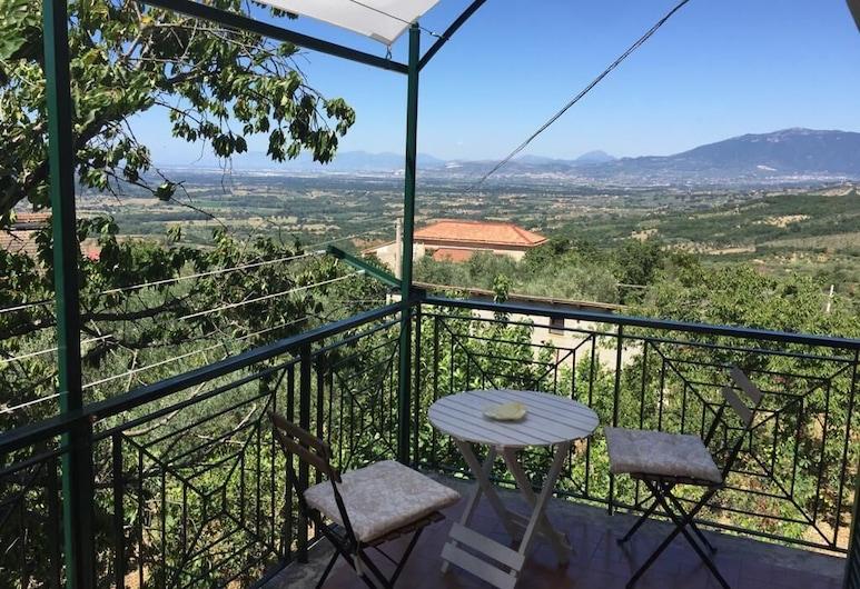B&B Casa Franca, Postiglione, Exclusive Oda, Balkon, Balkon