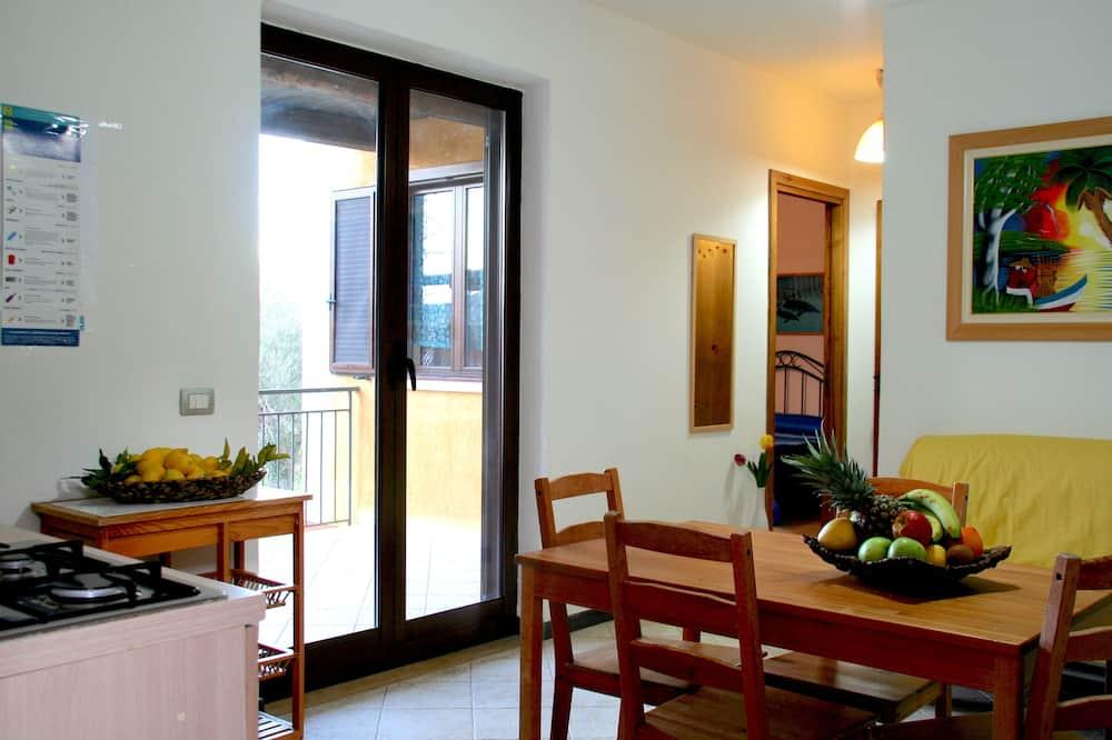 Apartment, 2Schlafzimmer (6 people) - Wohnbereich