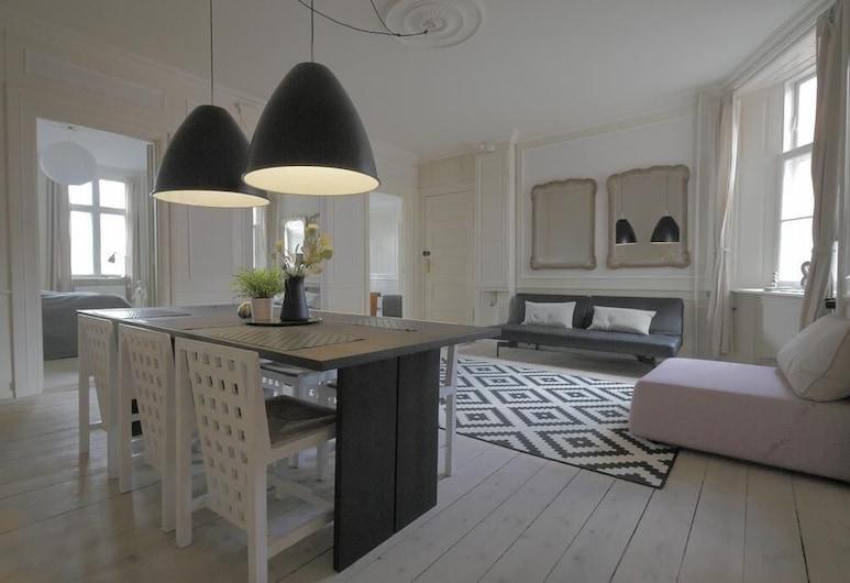 Direct Inner City 2, Copenhague, Appartement Ville, Coin séjour