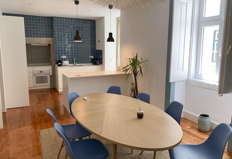 LV Premier Baixa DO1, Lisbon, Superior Apartment, 3 Bedrooms, Living Area