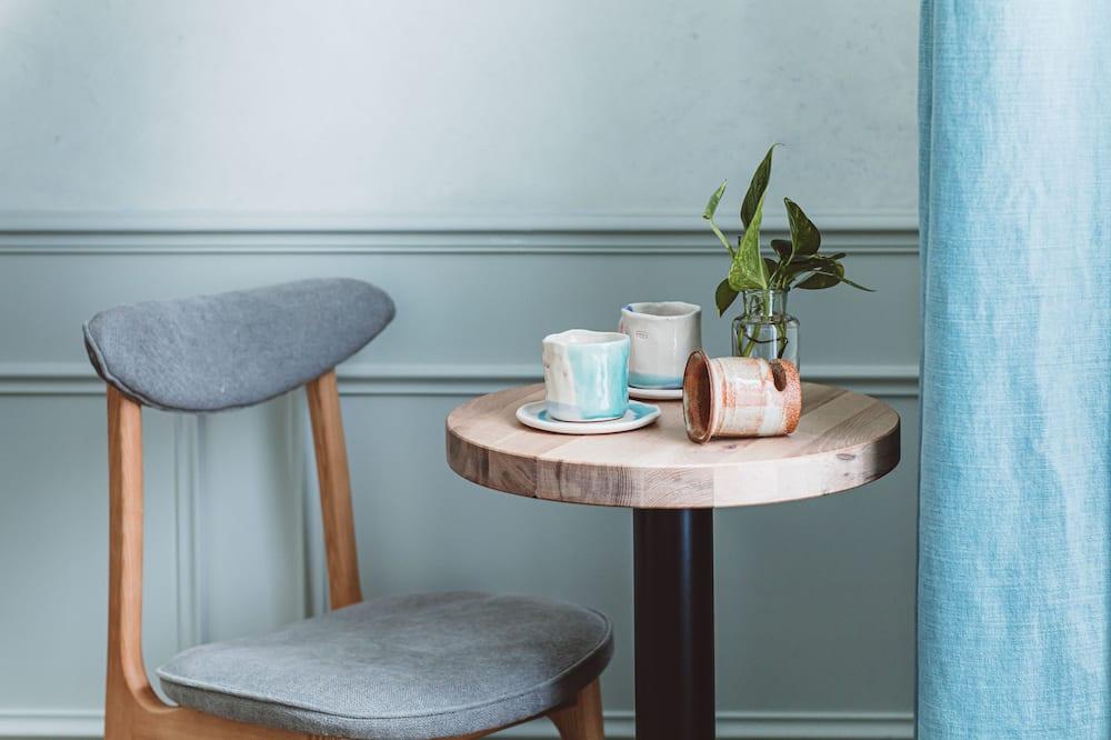 Chambre Simple (Working HOY) - Coin séjour