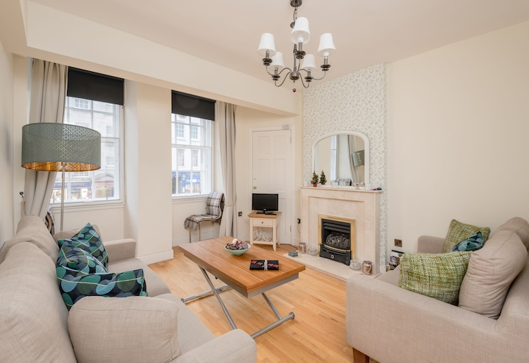 Silver Lining - Luxury Jackson Apartment, אדינבורו