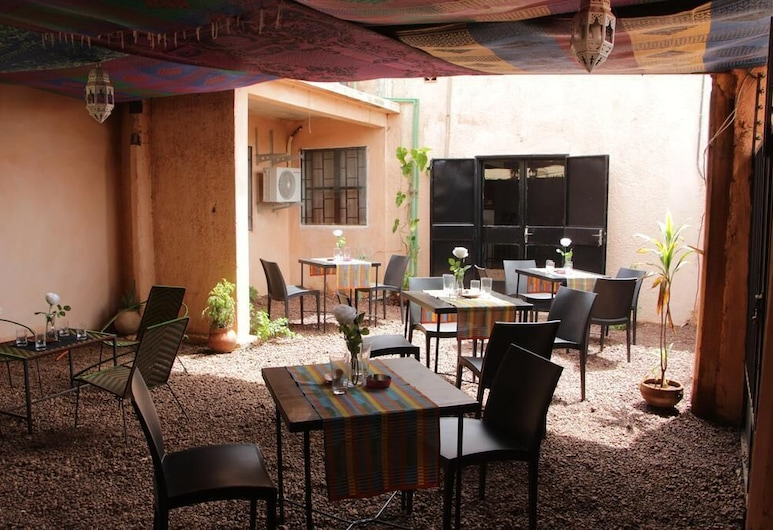 Ouaka Hotel, Ouagadougou, Ristorante