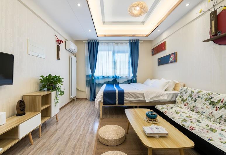Tianjin Yujingxuan Boutique Apartments, Tianjin, Deluxe Studio, 1 Bedroom, Guest Room