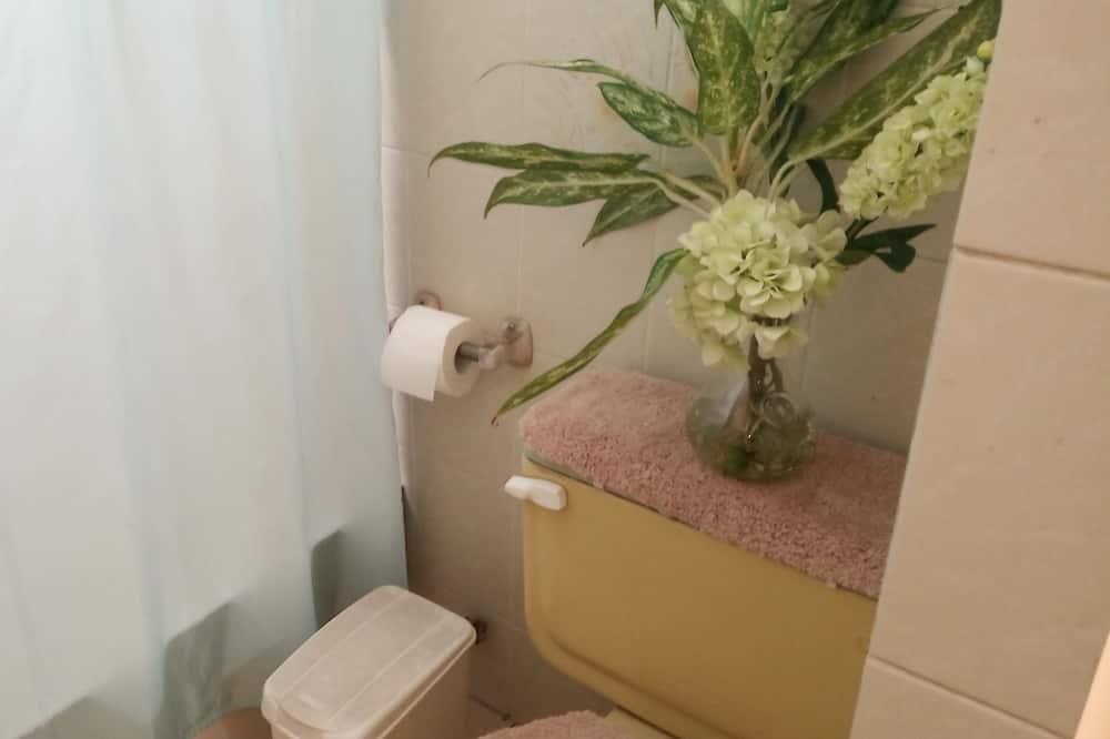 Basic-dobbeltværelse - 1 soveværelse - Badeværelse