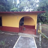 施設の入り口