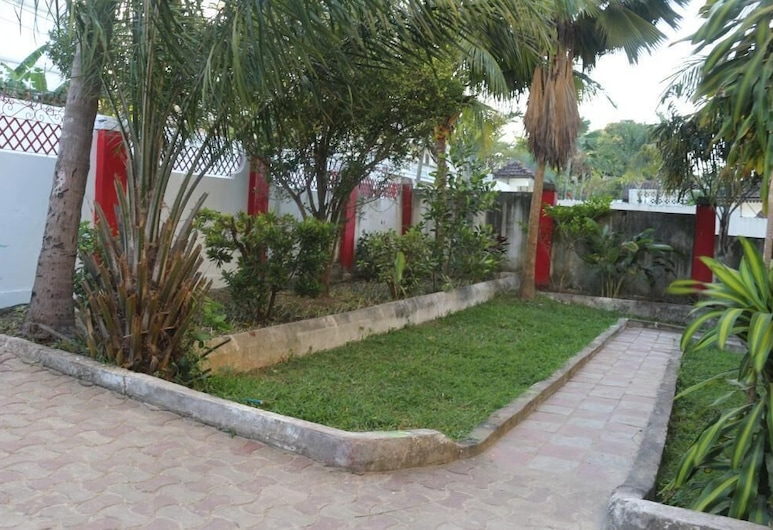阿皮可桑吉巴公寓飯店, 桑吉巴城, 花園