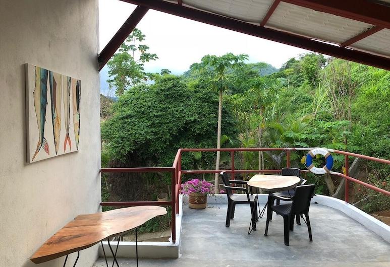 Tayrona Angel Lodge, Santa Marta, Terrasse/patio