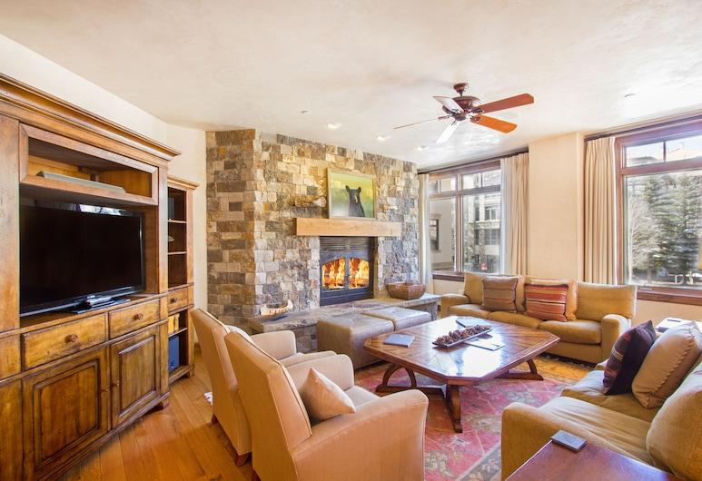 遺產十字 2 號 - 絕佳住宿, 特柳萊德, 公寓客房, 4 間臥室, 客廳