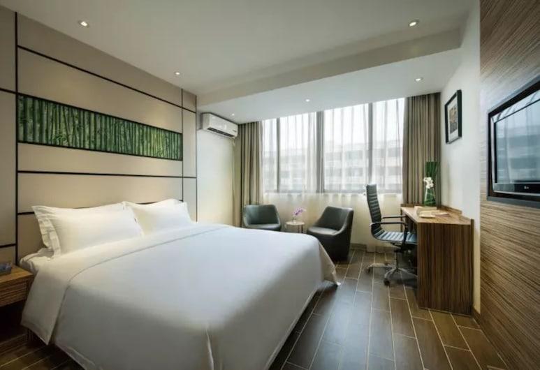 Zense Inn Shenzhen Nanxin Road, Shenzhen, Deluxe Double Room, Guest Room