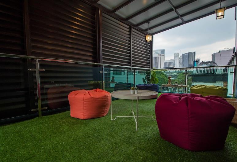 Hexa Hotel, Kuala Lumpur, Terrace/Patio