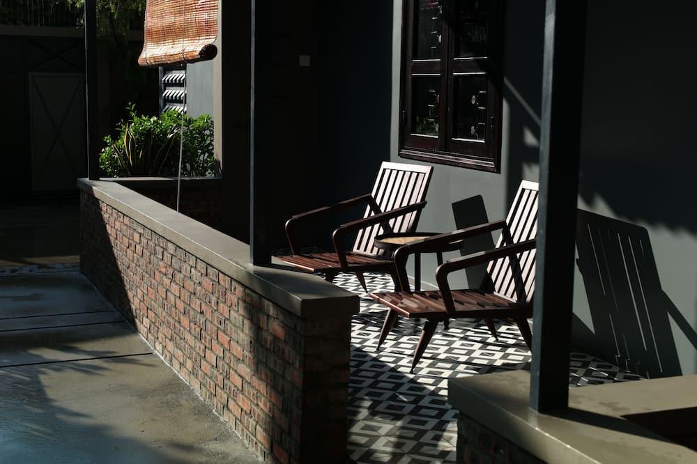Studio (Garden Suite) - Balkoni